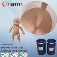 China Medical Grade Liquid Silicone Rubber for Silicone Reborn Baby Dolls on sale