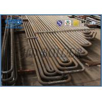 High Efficiency Coal / Gas Stainless Steel Boiler Heat Exchanger Red / Blue / Grey Manufactures
