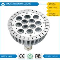 CE RoHS approved LED 12W LED PAR light Par38 with 3 years warranty Manufactures