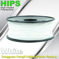 Industrial HIPS 3D Printer Filament 1.75 / 3.0mm Common 3D Printing Materials Manufactures