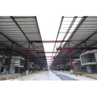 Quality Red Metal Garage Buildings for sale