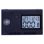 USB LCD Black Carbon Monoxide Detector Alarm Manufactures