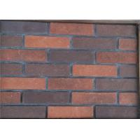 Custom Artificial Decorate Faux Exterior Brick Compression Strength Manufactures