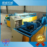Chain Link Fence Weaving Machine Weaving Opening  25mm - 100mm Manufactures