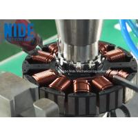 BLDC Armature Needle Coil Winding Machine For Brushless Motor 120 Rpm Efficiency Manufactures