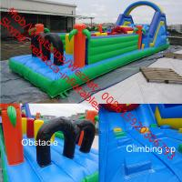 inflatable bouncer trampoline ,inflatable obstacle course inflatable obstacle for sale com Manufactures