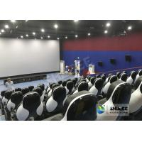 Motion 6D Movie Theater Manufactures