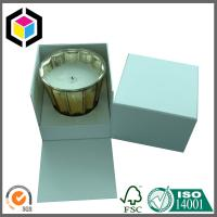 Bespoke Luxury Paper Packing Box for Candle; Color Print Candle Gift Paper Box Manufactures