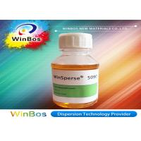China WinSperse 5090 Pigment Additive  Aqueous Pigment Applications 0.99 G/Ml on sale