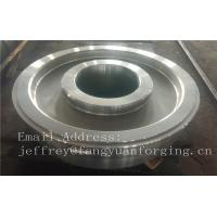 EN JIS ASTM AISI BS DIN Forged Wheel Blanks Parts Grinding Wheel Helical Ring Gear Wheel Manufactures