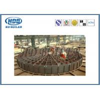 Regenerative Rotary Air Preheater / Gas Air Heat Exchanger Ljungstrom Heating Elements Manufactures