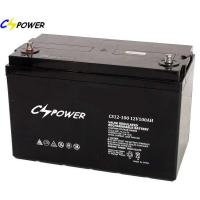 AGM Battery VRLA Battery 12V100ah 3 Years Free for Replacement Manufactures