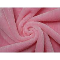 100% polyester knitted sherpa fleece long pile plush fabric Manufactures