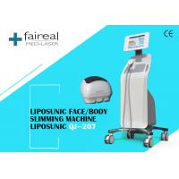 China Fat Freezing Vacuum Cavitation HIFU Machine Effective For Cellulite Removal on sale