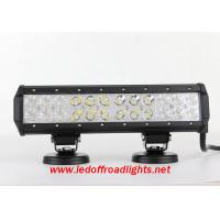 12 inches 12V water proof IP67 72W off road LED light bar,led lights for trucks Manufactures