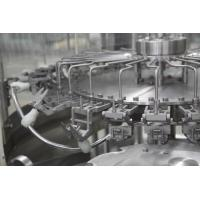 Fully Automatic 3 In 1 Water Filling Machine , Carbonated Beverage Bottling Equipment Manufactures