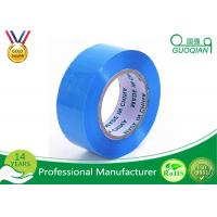 Hot Melt Waterproof Coloured Packaging Tape Bopp Material 35-65 Mic Thickness Manufactures