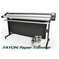 Roll Cutting Electric Paper Trimmer Aluminum Alloy Material 3000*500*400mm Manufactures
