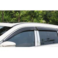 Quality Injection Moulding Car Window Visors For NISSAN X-TRAIL 2014 Sun Rain Guard for sale