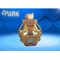 EPARK Arcade Games Golden Fort Coin Pusher Game Machine 230W 220V Manufactures