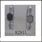 Slim Women'S MEMA Quartz Watch 19mm Case Diameter 3ATM  Water Resistant