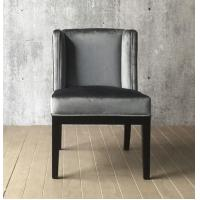 Wood dining chairs,Antique style  fabric dining chair,french style fabric dining chair CH-016 Manufactures