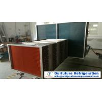 China Electrical Heating Defrost Unit Cooler For Cold Room With Aluminum Fin And Copper Pipe on sale