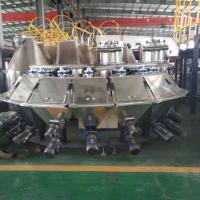 Gravimetric Automated Batching Systems For Mixing Dosing Fertilizer Powder Manufactures