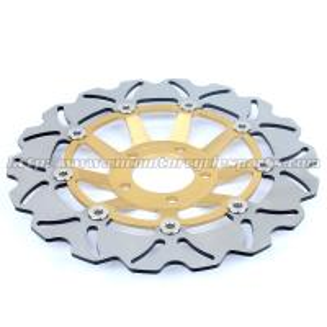 Quality GSX R 750 Motorcycle Brake Disc Brake System SUZUKI GSX R1000 Aluminium CNC for sale