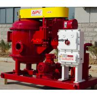 High quality well drilling mud APZCQ vacuum degasser for sale at Aipu Manufactures