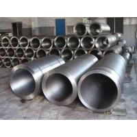 Buy cheap AISI 441 UNS S44100 1.4509 X2CrTiNb18 Forged Forging Steel  Hollow Bar Pipe Tubes Tubings Piping Shells Casing Case from wholesalers