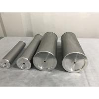 3 Micron Dryer Particulate Air Filter , Glassfiber Air Cleaner Filter Manufactures