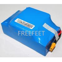 Portable Rechargeable Lithium Battery Pack 42V , High Capacity 2150mAh Manufactures