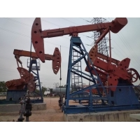 Factory Price Sucker Rod Oilfield Conventional Beam Pumping Units With Electric Motor Equipment Manufactures