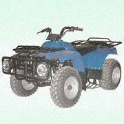 XY250ST Four-Stroke 250CC ATV with Reverse Gear, Running At Max. Speed of 75km/H Manufactures