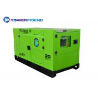 China Prime Power 30 Kva Super Silent Diesel Generator Set With 1 Year Warranty on sale