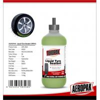 Non Toxic Car Tyre Puncture Repair Sealant Organic Polymer 350ml / 500ml Manufactures