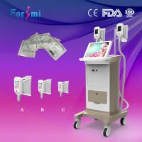 Buy cheap 3d cryolipolysis laser vacuum freeze sculptor fat reduction effective beauty from wholesalers
