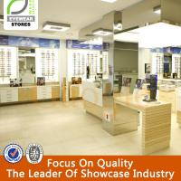 Interior Display Showcase Designs Of Optical Shops Manufactures