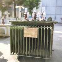 High Reliability Oil Immersed Transformer Indoor Or Outdoor 400kVA Manufactures