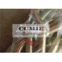 Quality C6121 Shangchai Parts Steel Fuel Return Pipe for Construction Machinery for sale