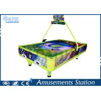 Funny Air Hockey Video Arcade Game Machines 260 * 176 * 209 cm Manufactures