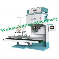 Double Hopper Rice Bagging Machine Steel Rice Quantitative Package Scale Manufactures
