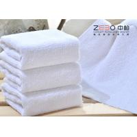 Simple Design Hotel Collection Turkish Towels For Face / Hand / Bath ZEBO Manufactures