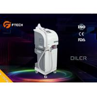 Commercial 1000w Diode Laser Hair Removal Machine Mini For Home Agents Manufactures
