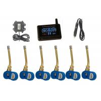 2.8 LCD Display Receiver 6 Wheels Truck TPMS Tire Pressure Monitoring System Manufactures