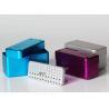 Dental 72 Holes Bur Disinfection Box , Endodontic Materials Manufactures