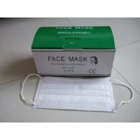 Surgical Safety Protective Disposable Nose Mask , Active Carbon Face Mask Anti Dust Manufactures