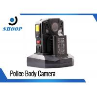 2 IR Light Wireless Civilian Body Cameras On Police Officers High Performance Manufactures