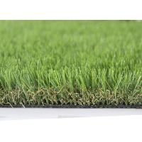 Decorative Outdoor Artificial Grass Synthetic Turf PE Material With UV Resistence Manufactures